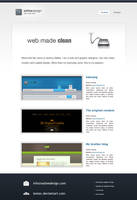 salleedesign v1 drupal by LeMex