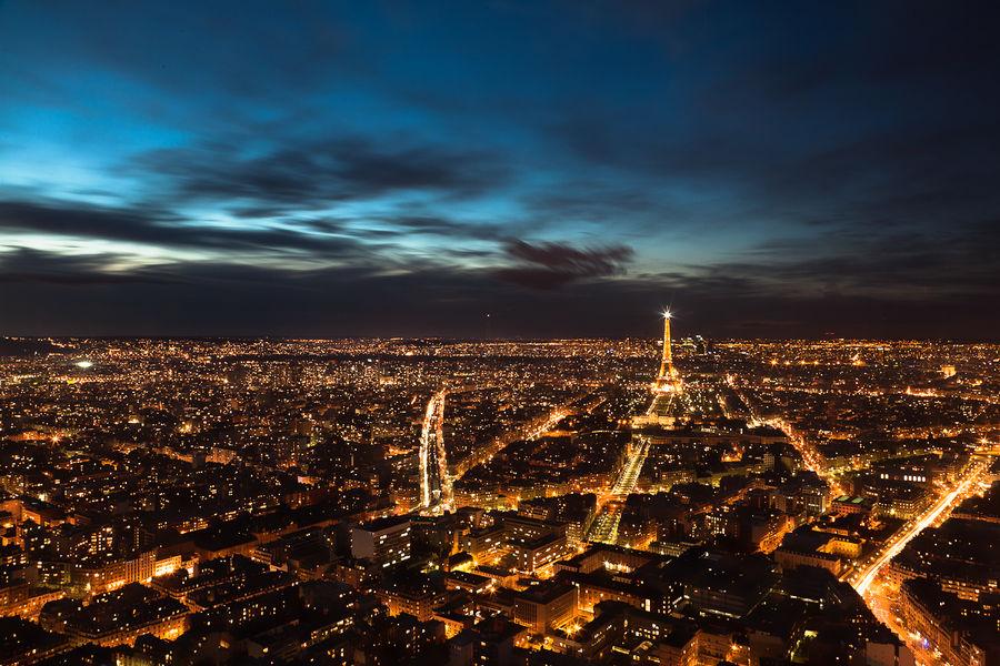 paris view 2 by LeMex