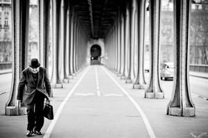 paris walker by LeMex
