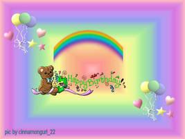 Happy Birthday kids page by cinnamongurl22