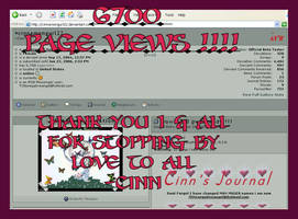 6700 Page Views by cinnamongurl22