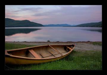 Northern Lake George by AlienShore