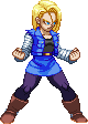 Android 18 Z2 by NicotineFist1805