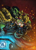 -THRALL- by Jay--Zilla