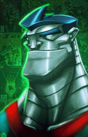 The Real Man 'O' Steel by Jay--Zilla