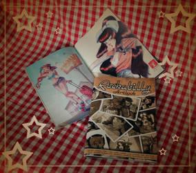 - Rockabilly Artbook - by EmyFolie
