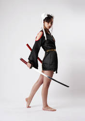 Chun Li Original 1a by jagged-eye