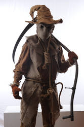 David Scarecrow 1a by jagged-eye
