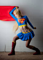 Tali Supergirl Stock 1a by jagged-eye