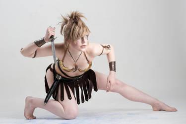 Dori Warrior 1a by jagged-eye