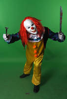 Rodney It Clown 1a by jagged-eye