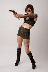 Niki Shooter 1a by jagged-eye