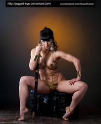 Tatiana Warrior-075 by jagged-eye