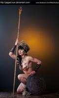 Tatiana Warrior-177 by jagged-eye