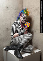 Jodi Candy Clown-1208 by jagged-eye