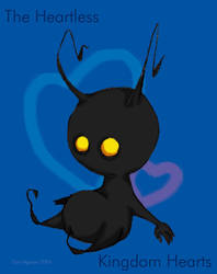The Heartless Shadow by rps13fanatic