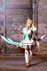 Rena Gran Archer cosplay by KICKAcosplay