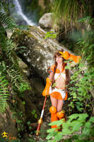 Nowa Queen's Blade Cosplay by KICKAcosplay
