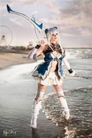 Altina - Shining Blade Cosplay by KICKAcosplay