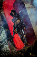 Demon hunter Cosplay by KICKAcosplay