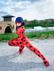 Miraculous Ladybug Cosplay by KICKAcosplay