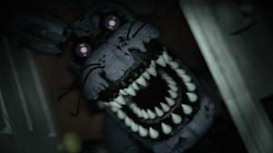 [FNAF SFM] Nightmare Bonnie jumpscare! by MangoISeI