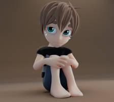 [FNAF:4] Crying Child by MangoISeI