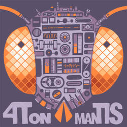 4 ton mantis by Exhibit-E