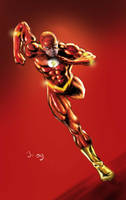 The Flash by JUANCAQUE