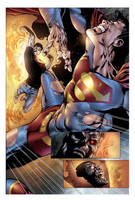 Superman Blackest Night by JUANCAQUE