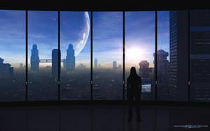 Mega-City by DarinK