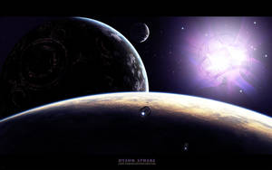 Dyson Sphere by DarinK