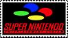 SNES logo stamp by regnoart