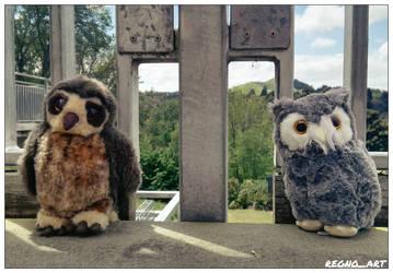 Wyatt and Hedwig 3 by regnoart