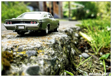 '68 Dodge Charger 7 by regnoart