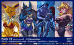 Pack 37 by playfurry