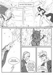 Monster Trainer_6 New Pages_Final Battle by playfurry
