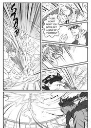 FAEN versus AURAS SECOND HIT 6 new pages by playfurry