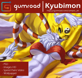 Kyubimon - Gumroad by playfurry