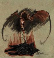 To The Hound by SinnedWolf