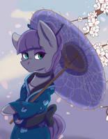 Kawaii Maud by lula-moonarts