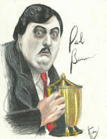 Paul Bearer by pink12301