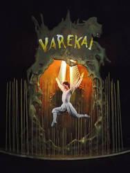 Varekai's Icarus by pink12301
