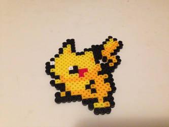 Pikachu by allenmac123