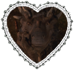 Draco Heart Stamp by Dragon-Star-Empress