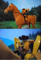 Cowboy Bee by Dragon-Star-Empress