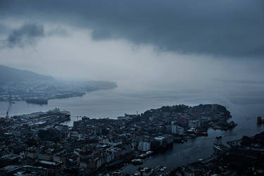 Bergen by RWojtas