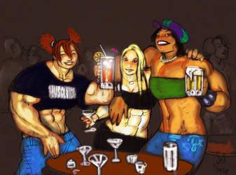 Party by Jebriodo
