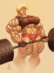 Genica lifting by Jebriodo