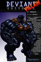 Termagant: Deviant Universe by Jebriodo